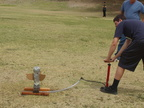 2014 NCS  Water Rocket about to launch