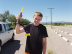 2014 Model Rocketry Aug Unplanned consequence