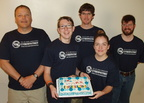 2015-2016 NCS CyberPatriot Team and Mentors